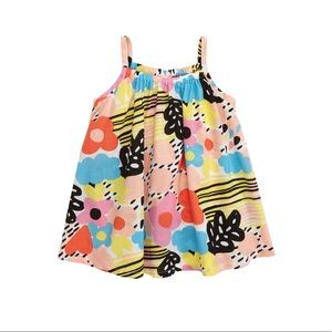 Stem 'Strappy Jungle Top' tank top NEW WITH TAGS